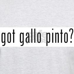 got gallo pinto? Ash Grey T-Shirt