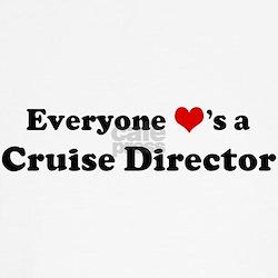 Loves a Cruise Director Tee