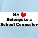 School counselor Baby Bodysuits