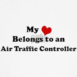 Heart Belongs: Air Traffic Co Kids T-Shirt