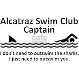 Alcatraz swim team Pajamas & Loungewear