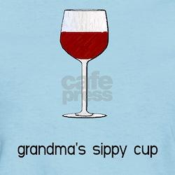 Grandma's Sippy Cup T-Shirt