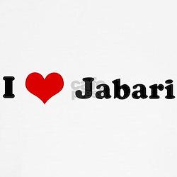 I Love Jabari Tee