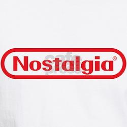 Big N Nostalgia (White T-shirt)