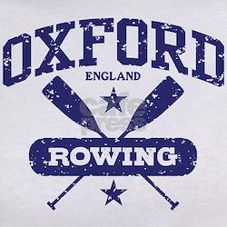 Oxford England Rowing Tee