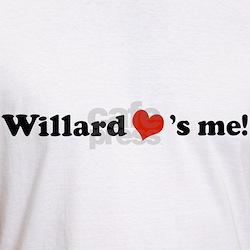 Willard loves me Shirt