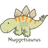 Nuggetsaurus Baby Hats