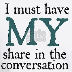 My Share...Shirt