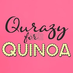 Qurazy for Quinoa Tee