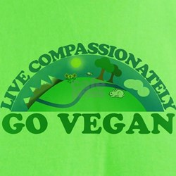 Live Compassionately T-Shirt