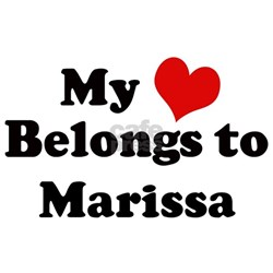 My Heart: Marissa Shirt