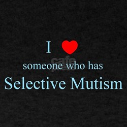 how to help someone with selective mutism