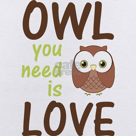 all you need is love gifts all you need is love kids baby owl you need