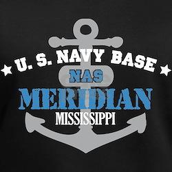 US Navy Meridian Base Shirt
