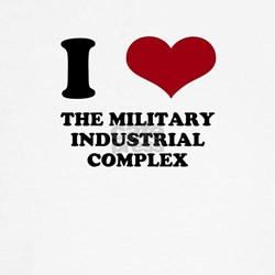 I Heart the Military Industrial Complex