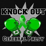 Cerebral palsy awareness T-shirts