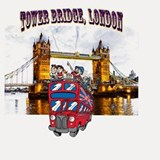 Tower bridge, London Shot Glass