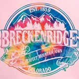 Breckenridge colorado Performance Dry T-Shirts