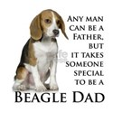 Beagle dad Aprons