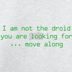 I'm Not the Droid Your Looking for Valentine T-Shirt