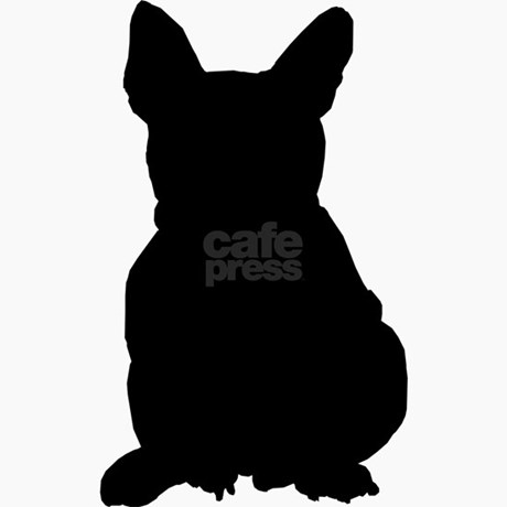 Bulldog Silhouette Images French Bulldog Silhouette Flip