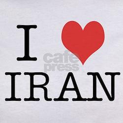 I (Heart) Iran Tee