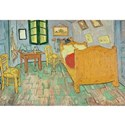 Van gogh the bedroom Framed Prints