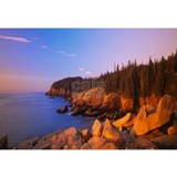 Acadia national park Wrapped Canvas Art