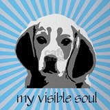 Beagles: My Visible Soul Drinking Glass