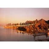 Lake havasu Wrapped Canvas Art