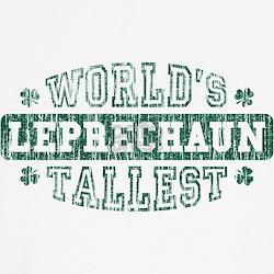 Tallest Leprechaun 2 Tee