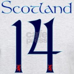 Scotland rugby flag T-Shirt