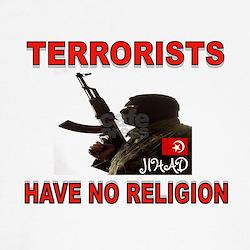 TERRORIST USA Shirt