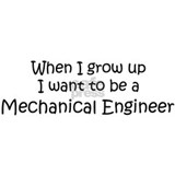 Grow Up Mechanical Engineer Small Mugs
