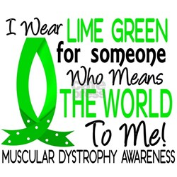 Means World To Me 1 Muscular Dystrophy Shirts Wome