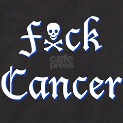 Unique Fuck cancer T
