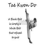 Taekwondo Wall Decals