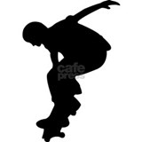 Skateboarding Wall Decals