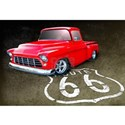 Hot rod Wall Decals