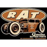 Rat rod Posters