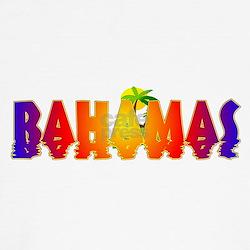 The Bahamas Kids T-Shirt