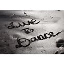 Dance hip hop Framed Prints