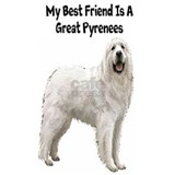 Great pyrenees dog Posters