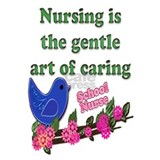 Nursing school Wall Decals