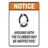 Plumber Wall Decals