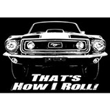 Muscle cars Wall Decals