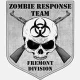 Zombie Response Team: Fremont Division Shot Glass