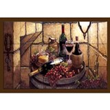 Tuscan kitchen Framed Prints