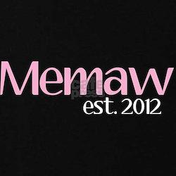 New Memaw 2012 T-Shirt
