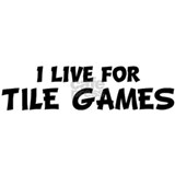 Live For TILE GAMES Mug